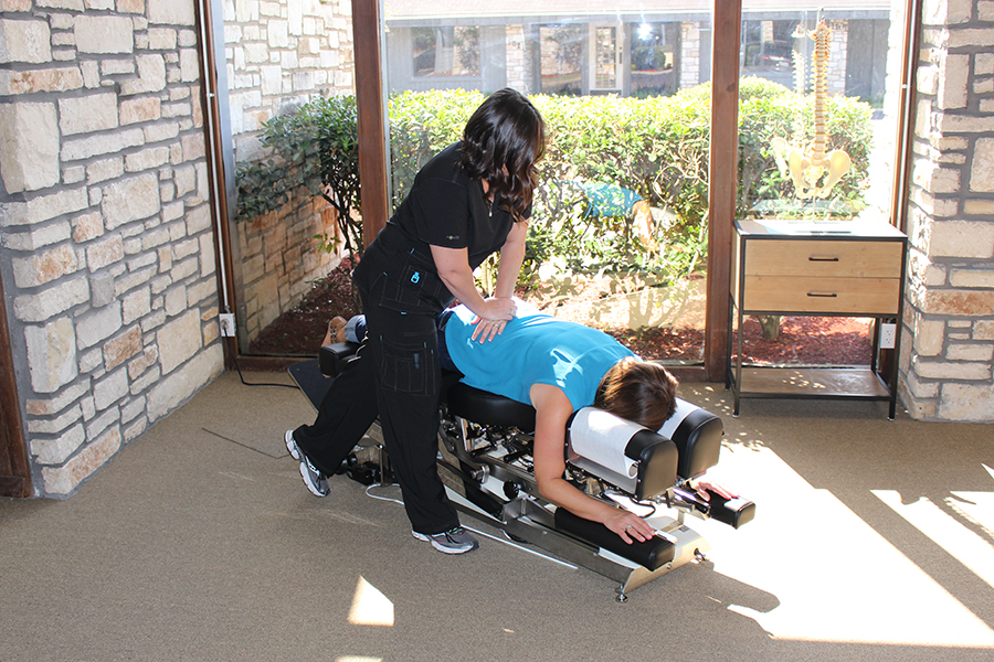 Chiropractor in Georgetown Texas